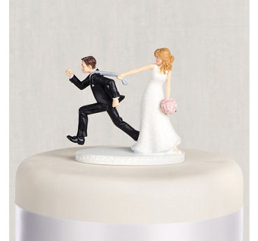Wedding Cake Toppers - Monogram & Funny Cake Toppers   Party City