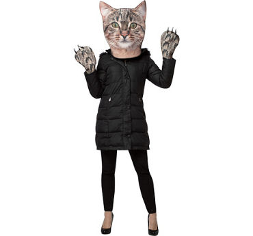 Cat Costume Accessories: Cat Ears & Tails, Cat Suits | Party City