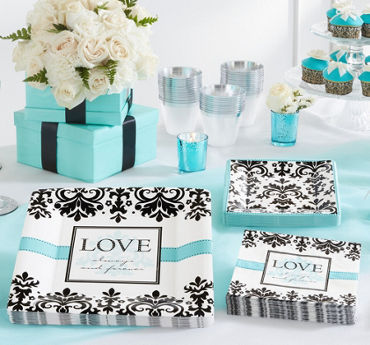 Engagement party supplies party city always forever engagement party supplies junglespirit Image collections