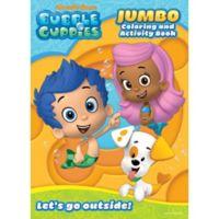 Bubble Guppies Coloring & Activity Book   Party City