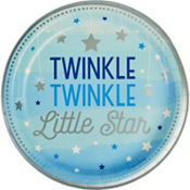 1st birthday themes for boys girls party city blue twinkle twinkle little star 1st birthday party supplies stopboris Gallery