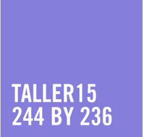 Purple & Teal Pastel Crowns 12ct