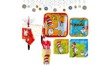Dr Seuss Party Supplies Dr Seuss Birthday Party City