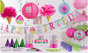 How To Decorate For A Shopkins Party