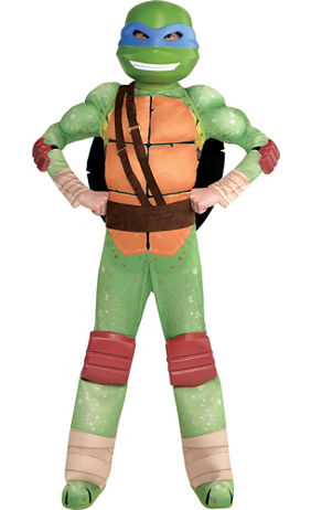 boys shredder costume deluxe teenage mutant ninja turtles party city