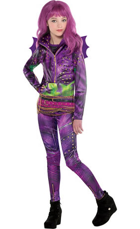 Girls Ally Costume - Disney's Descendants