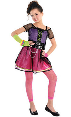 80s Costumes - 1980s Punk, Pop & Rock Costumes | Party City