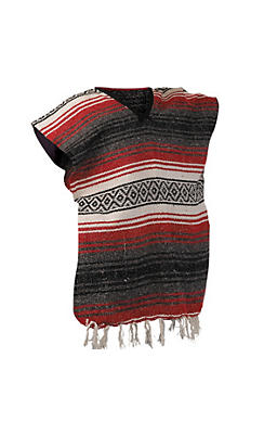 adult mexican serape