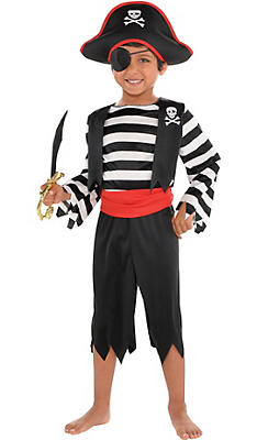 Boys Pirate Costumes Halloween Pirate Costumes For Kids