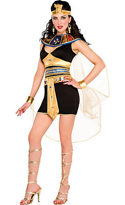 Egyptian roman greek costume accessories party city adult cleo beauty costume solutioingenieria Image collections