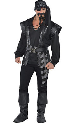 Pirate Costumes for Men - Mens Pirate Outfits | Party City