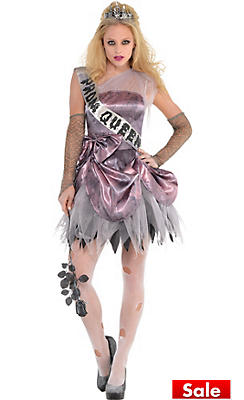 Zombie Halloween Costumes for Women | Party City Canada