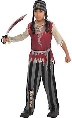 Pirate costumes party city boys corpse pirate costume solutioingenieria Gallery