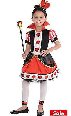 queen of hearts costumes