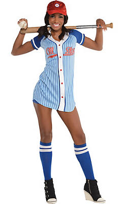 Sexy halloween costumes for women sexy costumes ideas party city adult baseball babe costume solutioingenieria Gallery