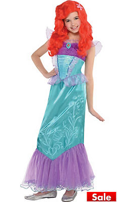 Disney Princess Costumes, Disney Princess Dresses, Frozen Costumes ...