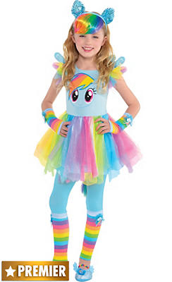 My Little Pony Costumes - My Little Pony Halloween Costume | Party ...