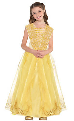 Disney Princess Costumes Girls Belle Costume Supreme