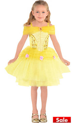 Toddler Girls Disney Princess Costumes | Party City