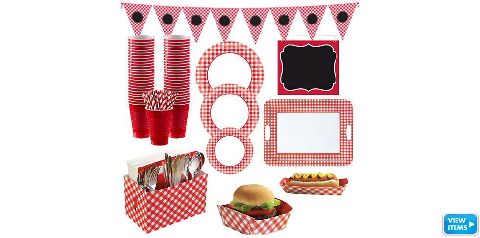 Old Fashioned Bbq Party Ideas