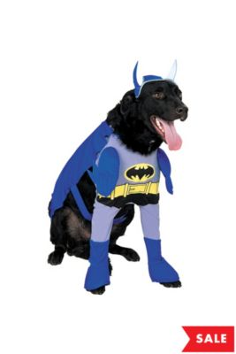 the brave the bold batman dog costume