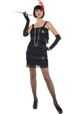 56789a308be Flapper Costumes - 1920s Flapper Dresses for Women