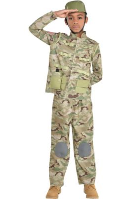 a8a897b8af3 Army, Navy, Air Force & Other Military Costumes | Party City
