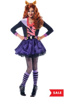 monster high costumes for kids monster high halloween costumes