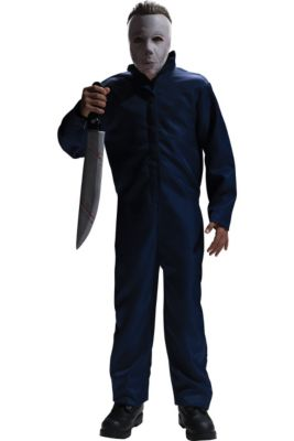 boys classic michael myers costume halloween