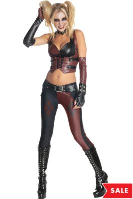 83e7f5c90c545 Harley Quinn Costumes - Harley Quinn Halloween Costumes | Party City ...