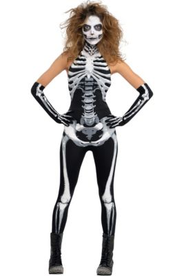 a6639c5ef Skeleton Costumes for Kids & Adults - Skeleton Halloween Costumes ...