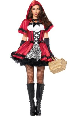 Little Red Riding Hood Costumes For Kids Adults Party City