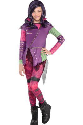girls mal costume disney descendants