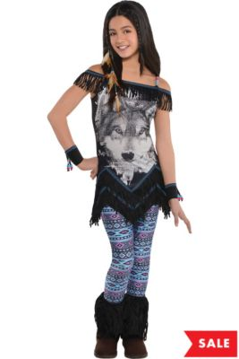 c989dcf19 Indian   Cowboy Costumes - Indian Halloween Costumes