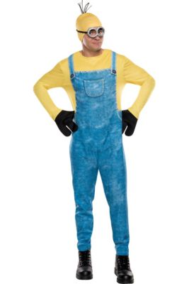 46e302a8b23 Despicable Me Costumes for Kids & Adults - Minion Costumes | Party City