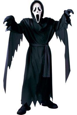 boys ghost face costume scream