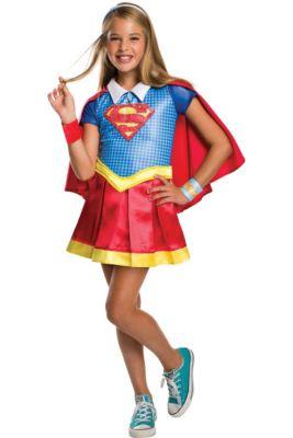 1792dcc0ded8b Girls Superhero Costumes - Kids Superhero Costumes