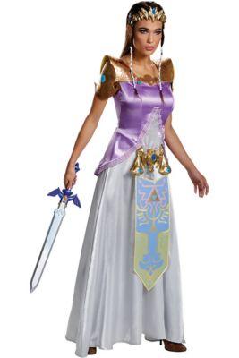 Adult Zelda Costume - Nintendo The Legend of Zelda 4d799fdca3