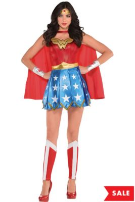 Womens Superhero Costumes - Superhero Costume Ideas | Party City
