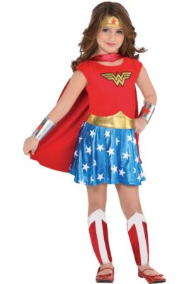 99d7dfcef Wonder Woman Costumes for Kids   Adults
