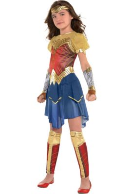 ae5554301a Wonder Woman Costumes for Kids & Adults | Party City
