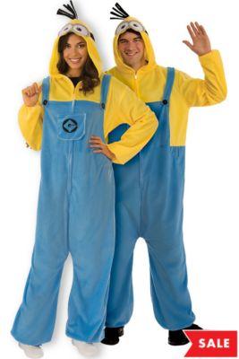 Minions Halloween Costume.Costume Halloween Minion Categories Adult Costumes Costumes