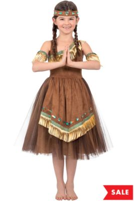 6e4a44ed69fad Indian & Cowboy Costumes - Indian Halloween Costumes | Party City