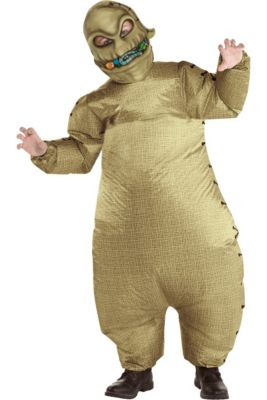 Child Inflatable Oogie Boogie Costume - The Nightmare Before Christmas
