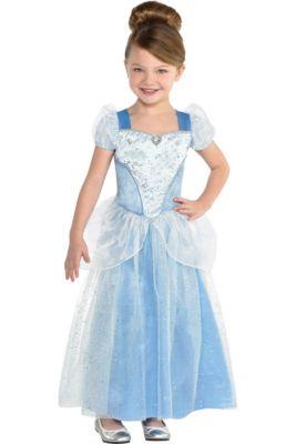 girls classic cinderella costume cinderella