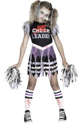 Zombie Gymnast Halloween Costume.Zombie Costumes For Kids Adults Party City