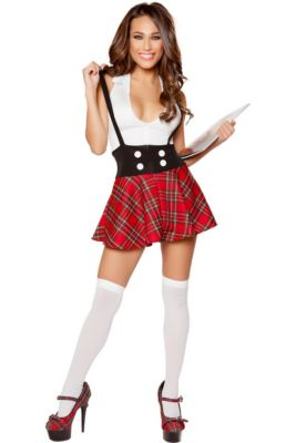 33ca807b9 Womens Sexy School Girl Costume
