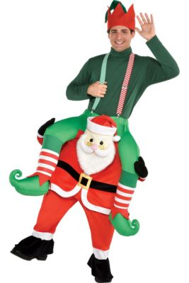 Adult Santa Ride-On Costume 57027c16b