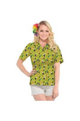 e0d2fff9a Hawaiian Shirts - Floral Shirts | Party City