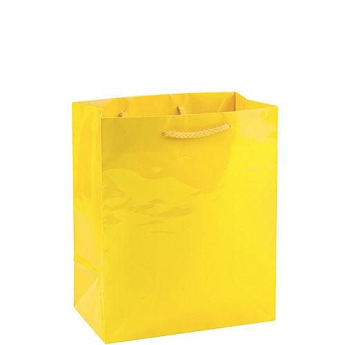 Large Yellow Gift Bag